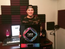 Schulz Music Group artist Novaspace completes breakout year with platinum disc award from Sirius XM