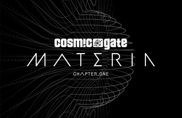 """Cosmic Gate's """"Materia"""" Chapter.One in orbit today"""