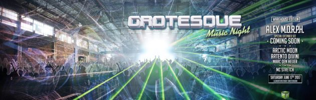 17.06.2017 Grotesque Music Night, Amsterdam (NL)