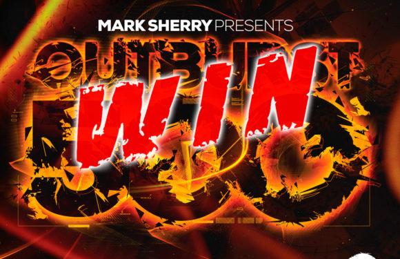Mark Sherry presents Outburst 500 #WIN A COPY