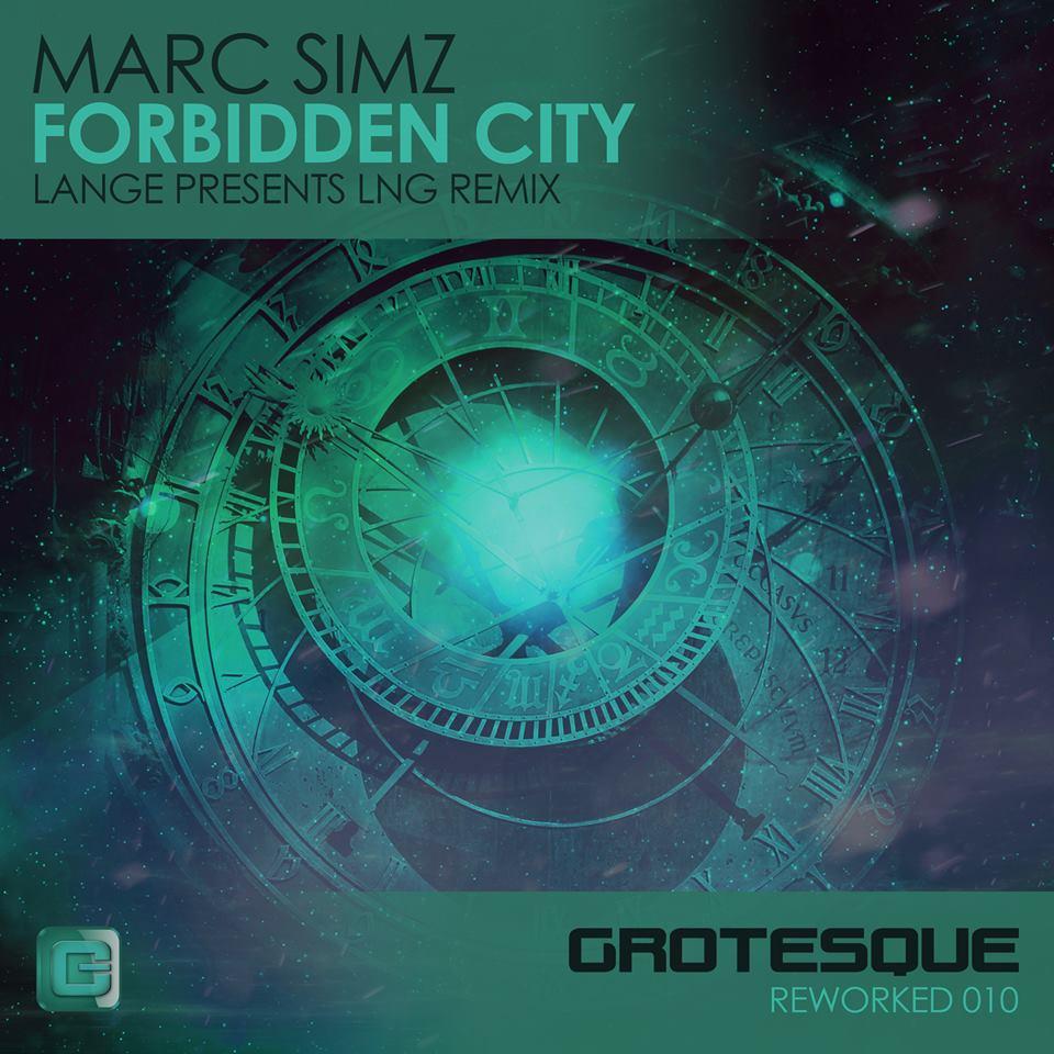Marc Simz - Forbidden City (Lange pres. LNG Remix)