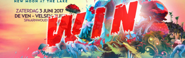 03.06.2017 Full Moon Festival, Spaarnwoude (NL) #WIN TICKETS