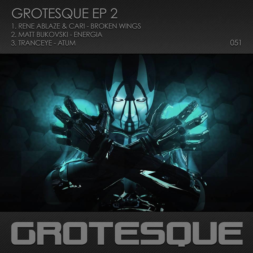 Grotesque EP2