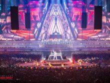 Armin van Buuren crazes 80,000 fans with biggest solo show ever