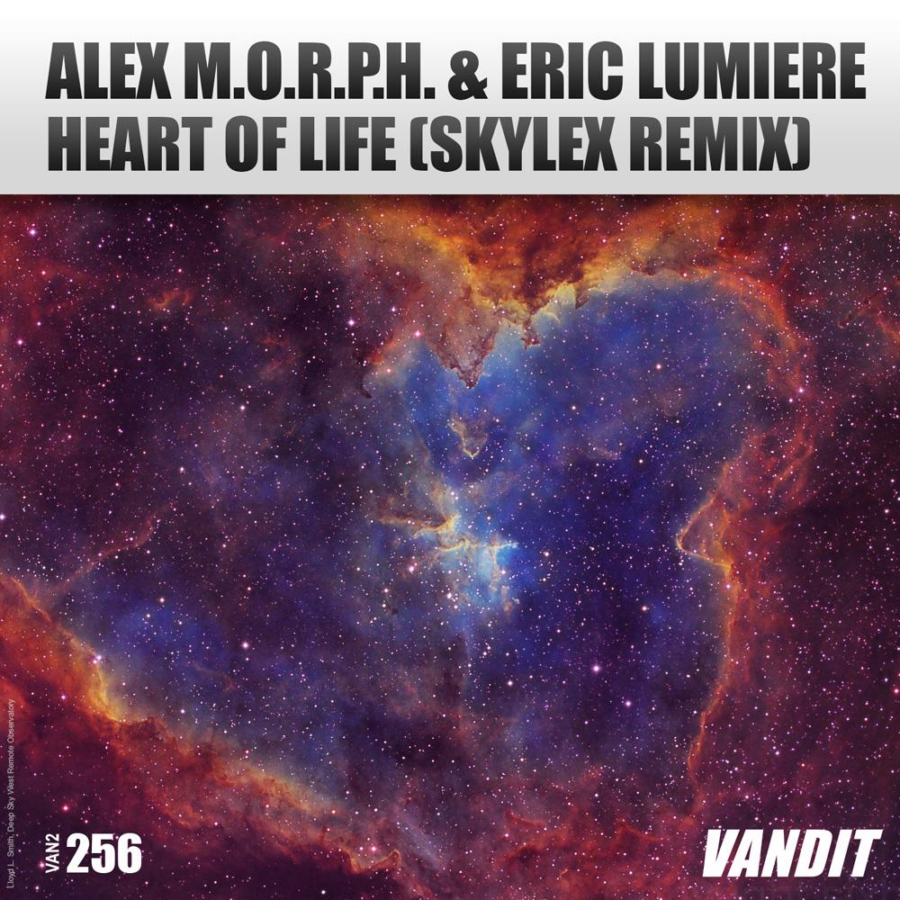 Alex M.O.R.P.H. & Eric Lumiere - Heart Of Life (Skylex Remix)