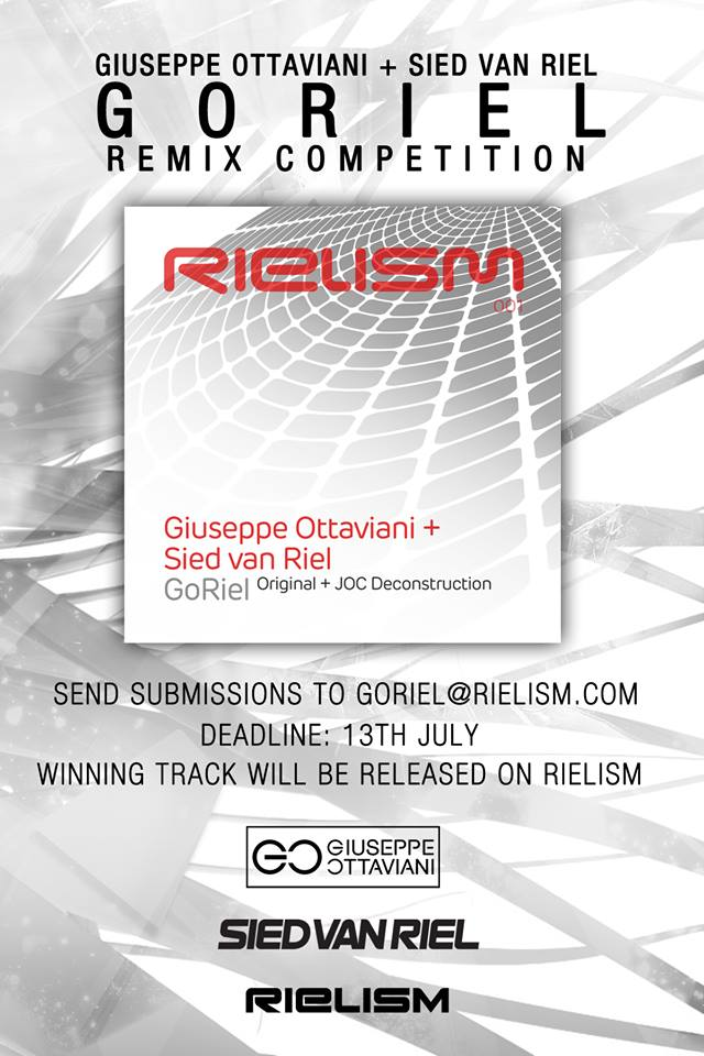 Rielism pres GoRiel remix competition