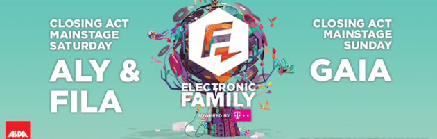 05.-06.08.2017 Electronic Family: The Gathering, Den Bosch (NL)