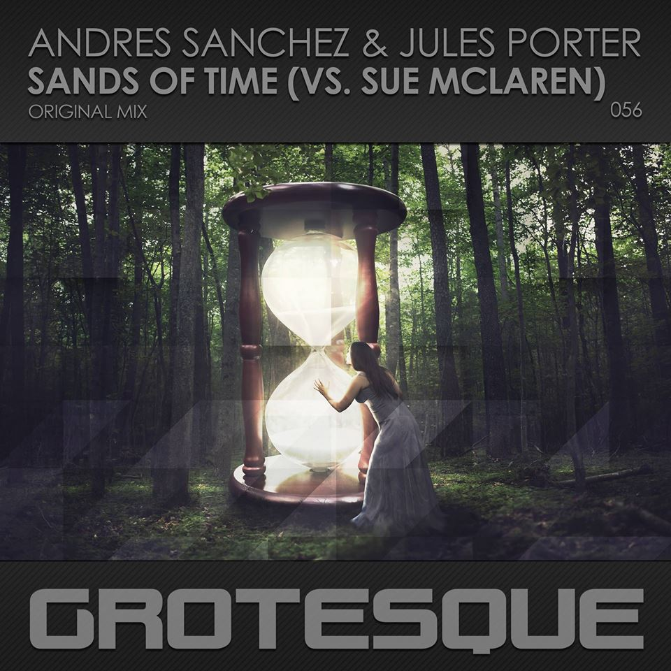 Andres Sanchez & Jules Porter vs Sue McLaren - Sands Of Time
