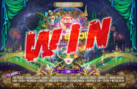 8 reasons not to miss Grotesque Indoor Festival #300 Mardi Gras & ticket competiton!