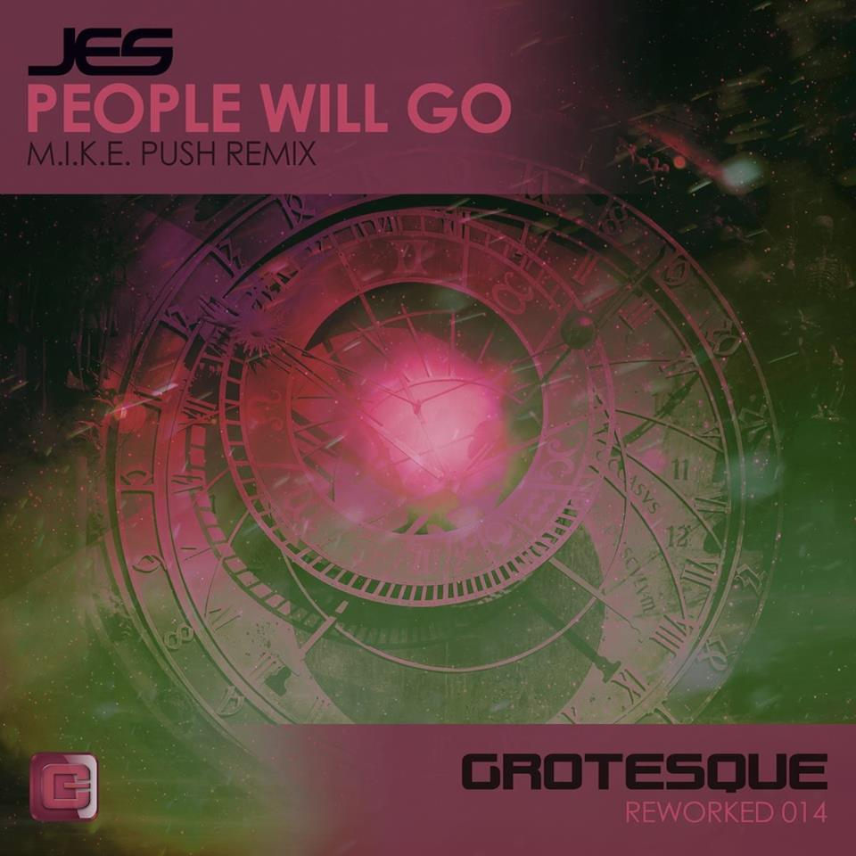 JES - People Will Go (M.I.K.E. Push Remix)