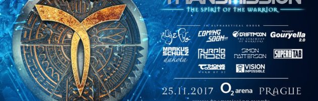 25.11.2017 Transmission, Prague (CZ)