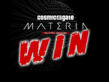 Cosmic Gate – Materia Chapter One & Two #WIN A COPY