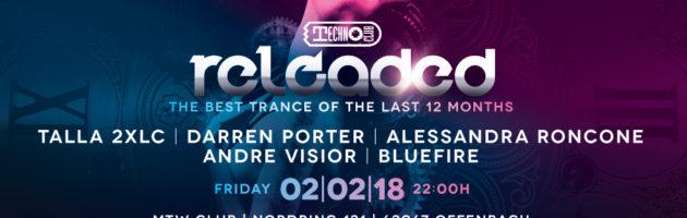 02.02.2018 Technoclub ReLOADED, Offenbach (DE)