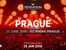 Sensation returns to Prague in June!