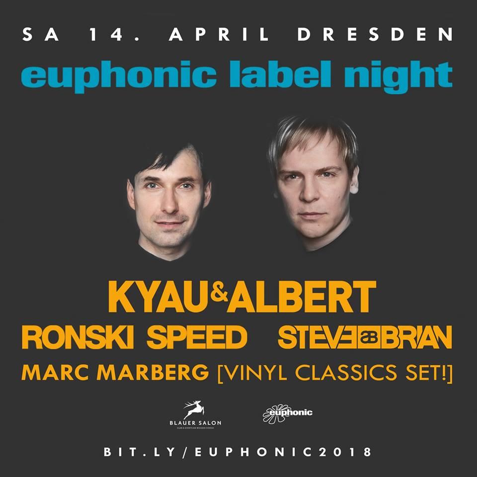 14.04.2018 Euphonic Night, Dresden (DE)