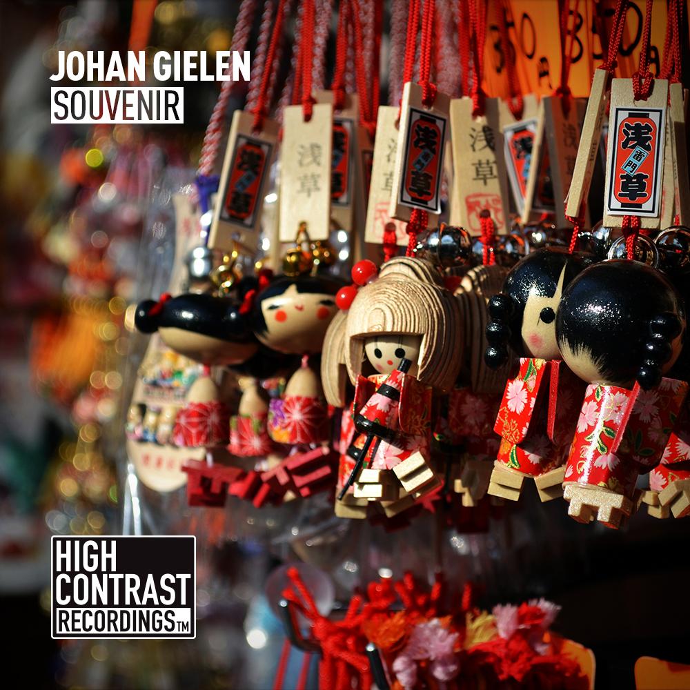 Johan Gielen - Souvenir