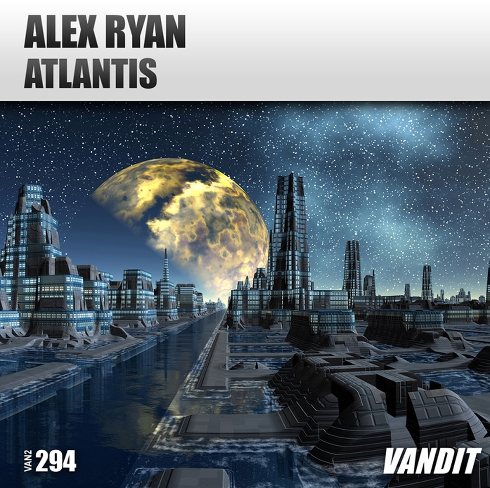 Alex Ryan - Atlantis