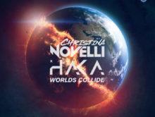 Christina Novelli & HAKA – Worlds Collide