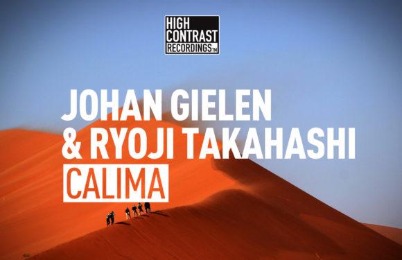 Johan Gielen & Ryoji Takahashi – Calima
