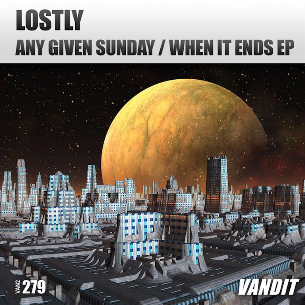 Lostly - Any Given Sunday EP