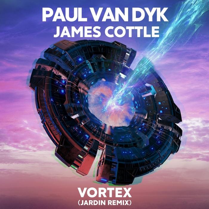 Paul van Dyk & James Cottle - Vortex (Jardin Remix)