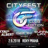 02.06.2018 CityFest Club Edition, Prague (CZ)
