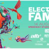 14.08.2018 Electronic Family, Zielona Gora (PL)