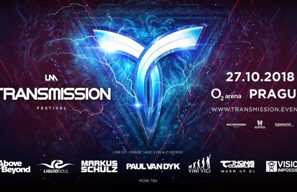 27.10.2018 Transmission, Prague (CZ)