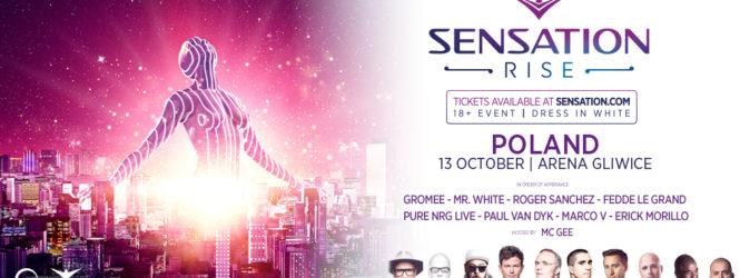 13.10.2018 Sensation, Gliwice (PL)