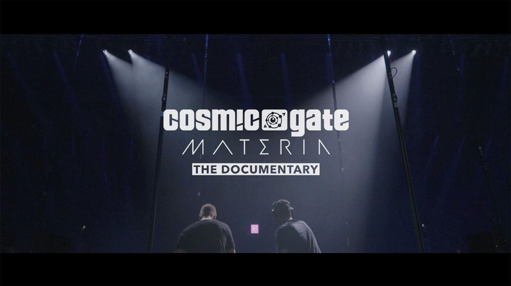 Cosmic Gate - Materia - The Documentary