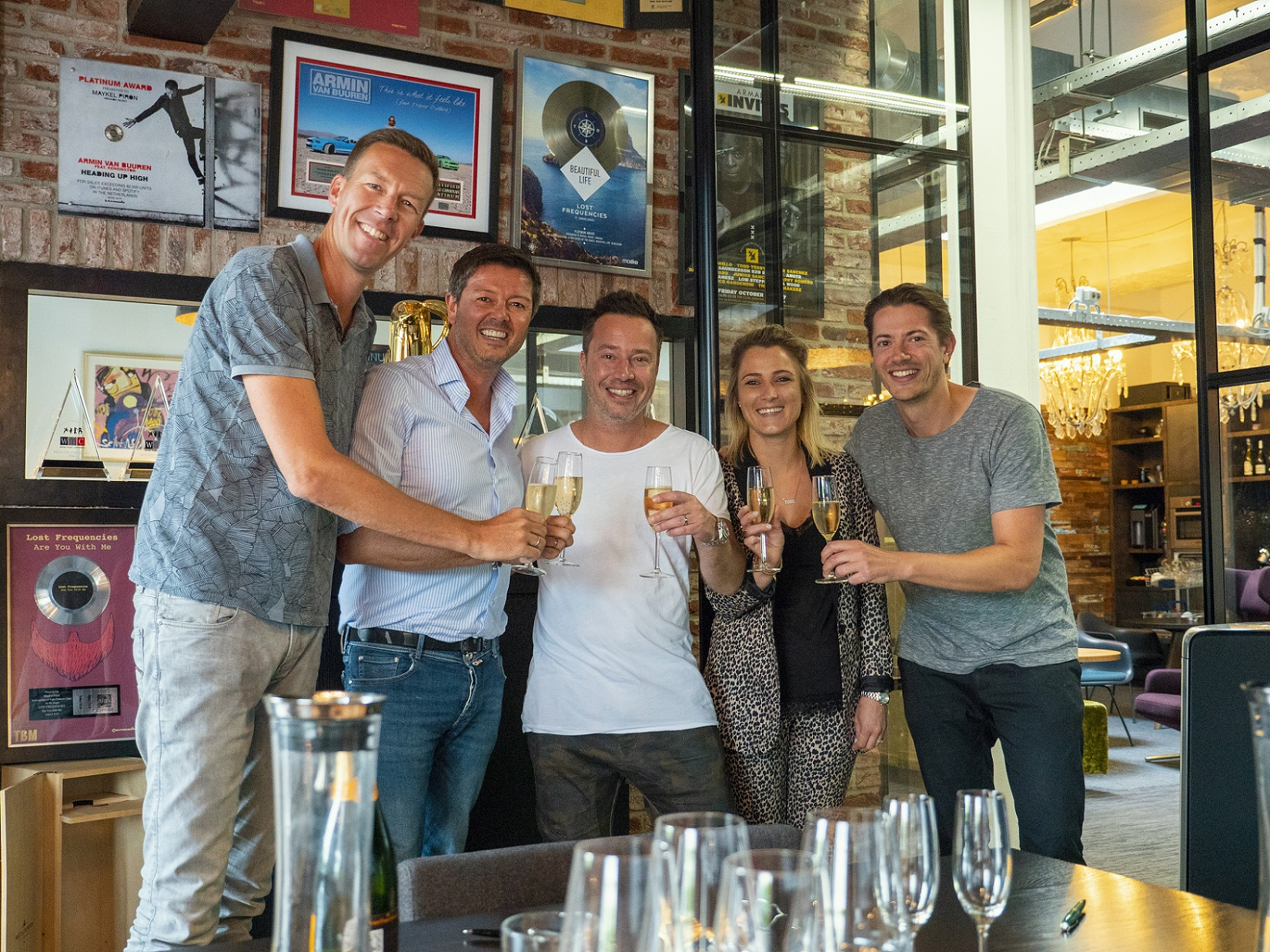 Sander van Doorn signs with Armada publishing