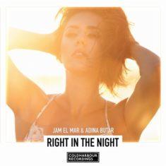 Jam El Mar & Adina Butar – Right In The Night