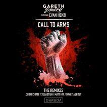 Gareth Emery feat. Evan Henzi – Call To Arms (Remixes)