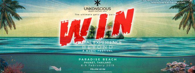 08.-09.02.2019 UnKonscious Festival 2019, Phuket (THA)