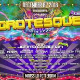 08.12.2018 Grotesque Indoor Festival #350, Rotterdam (NL)