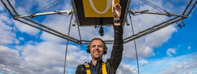 "Armin van Buuren amazes fans with ""Lifting You Higher"" performance at Amsterdam Dance Event"