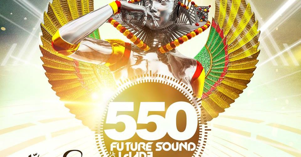 Future Sound Of Egypt 550 – A World Beyond [Compilation]