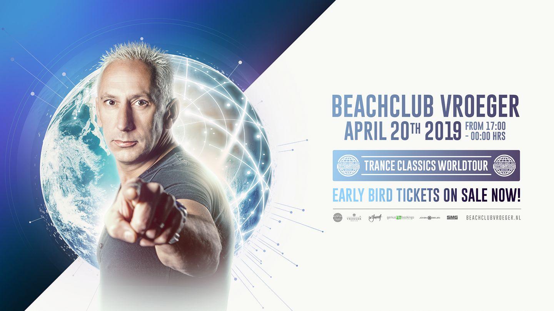 20.04.2019 Johan Gielen Trance Classics Worldtour, Bloemendaal