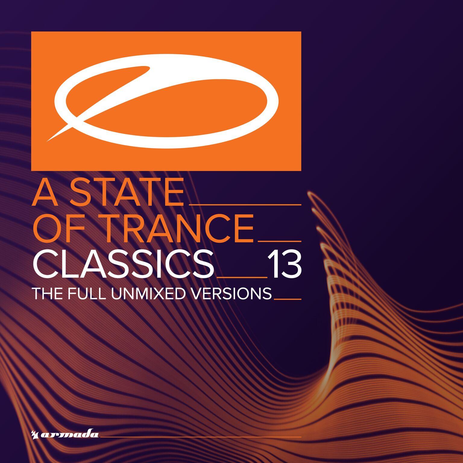 Armin van Buuren - A State Of Trance Classics Vol. 13