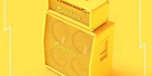 DIM3NSION – Speaker