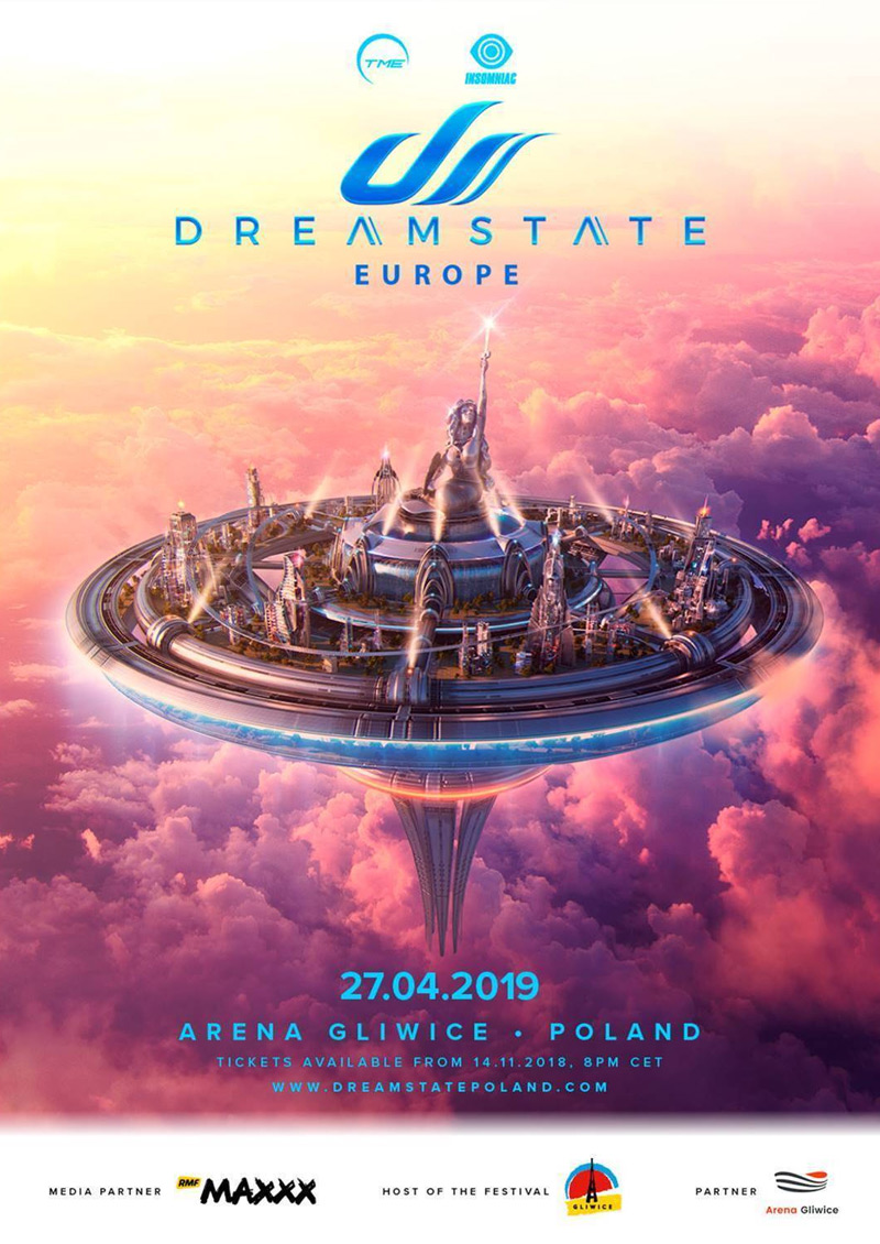 27.04.2019 Dreamstate Europe, Gliwice