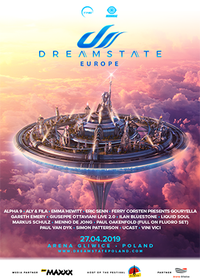 Dreamstate Poland 2019