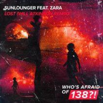 Sunlounger feat. Zara – Lost (Will Atkinson Remix)