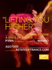 09.03.2019 A State Of Trance Festival 900, Madrid (ES)