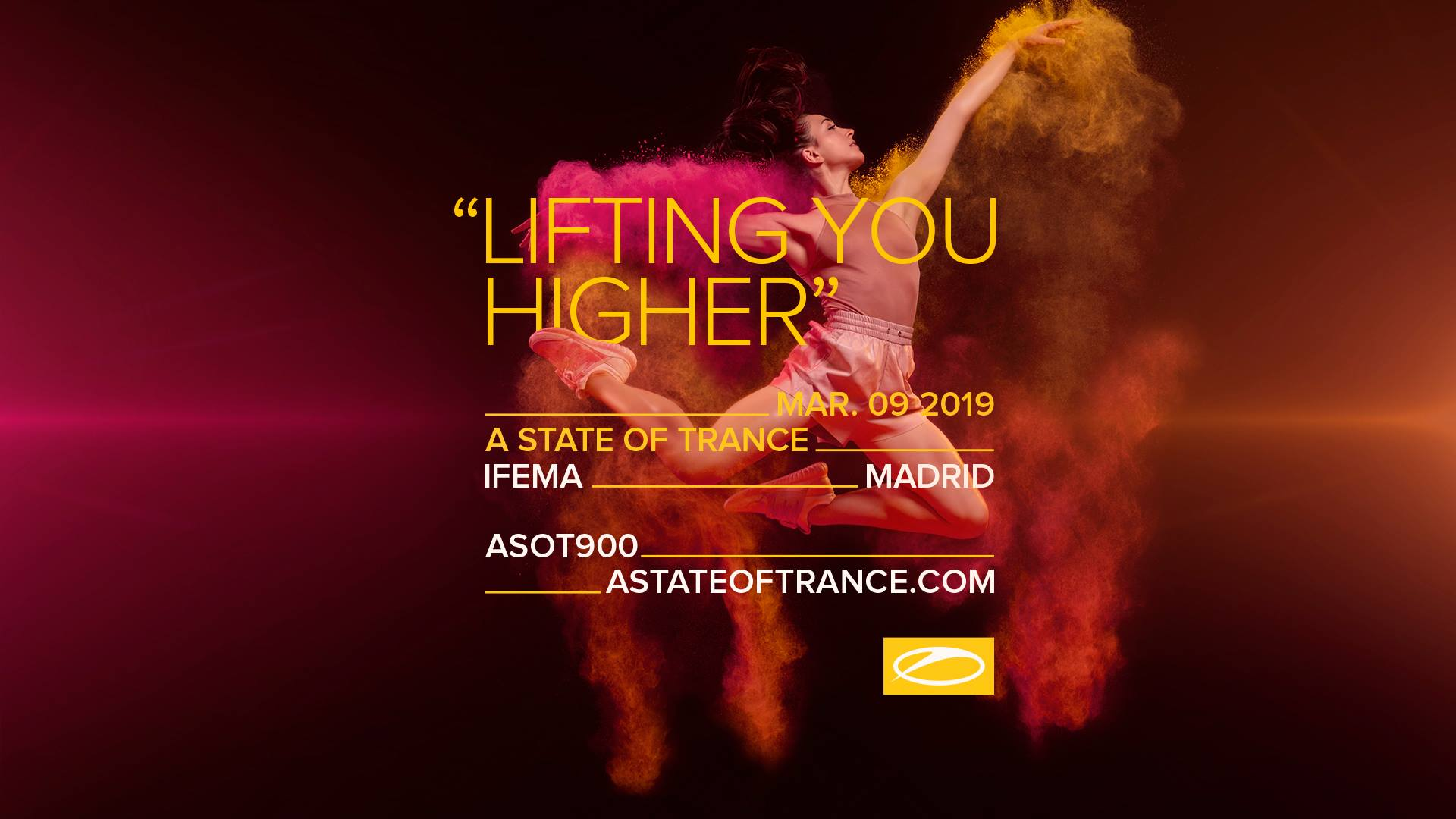 09.03.2019 A State Of Trance Festival 900, Madrid