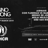 23.03.2019 Menno de Jong 35th Birthday – UNHCR Fundraiser, Amsterdam (NL)