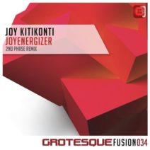 Joy Kitikonti – Joyenergizer (2nd Phase Extended Remix)