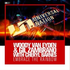 Woody van Eyden & Gil Zambrano with Cheryl Barnes – Embrace the Rainbow