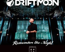 Driftmoon – Remember The Night (Recorded Live At Epic Prague) [Album]