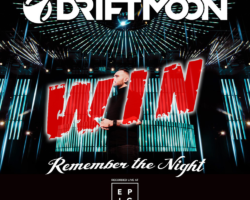 [Interview] Driftmoon about his 'Remember The Night – Recorded Live At Epic' Album
